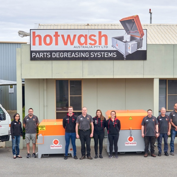 Hotwash Australia Parts Washers