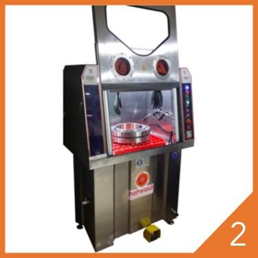 Hotwash Hot Blast Cabinet Washers