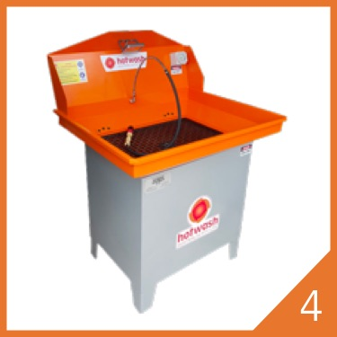 Hotwash Manual Parts Washers