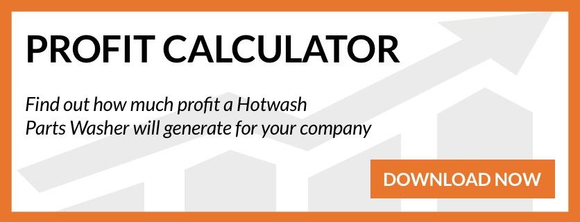 Hotwash Profit Calculator