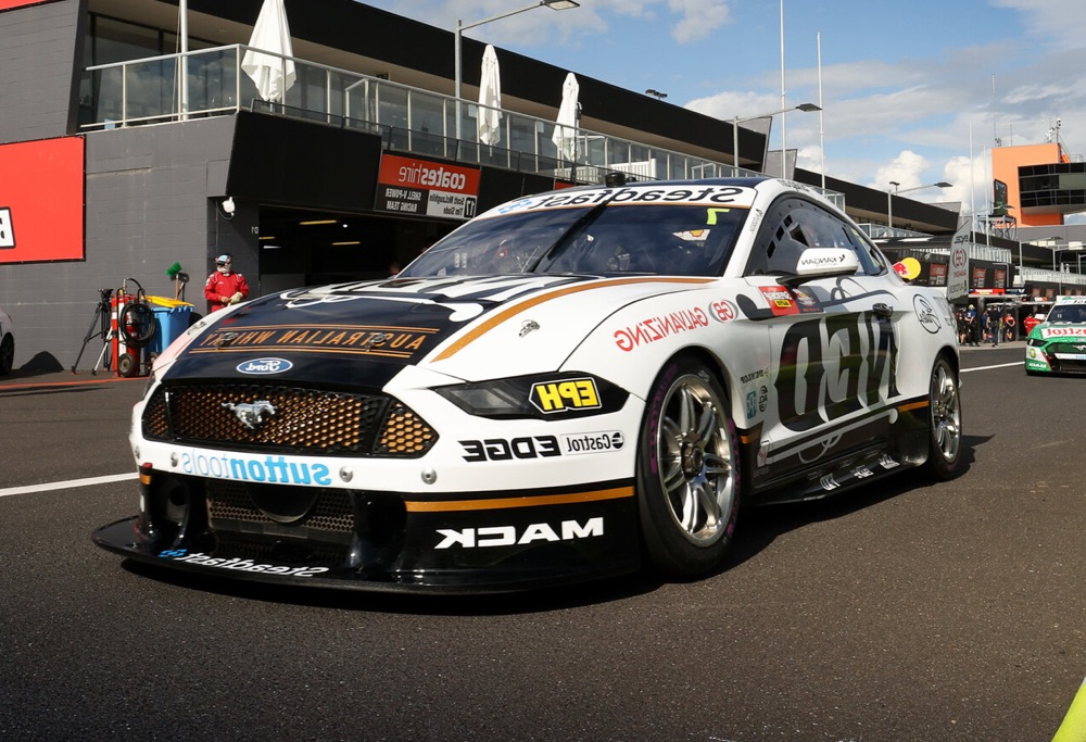 Hotwash Australia - Proud sponsors of Kelly Racing